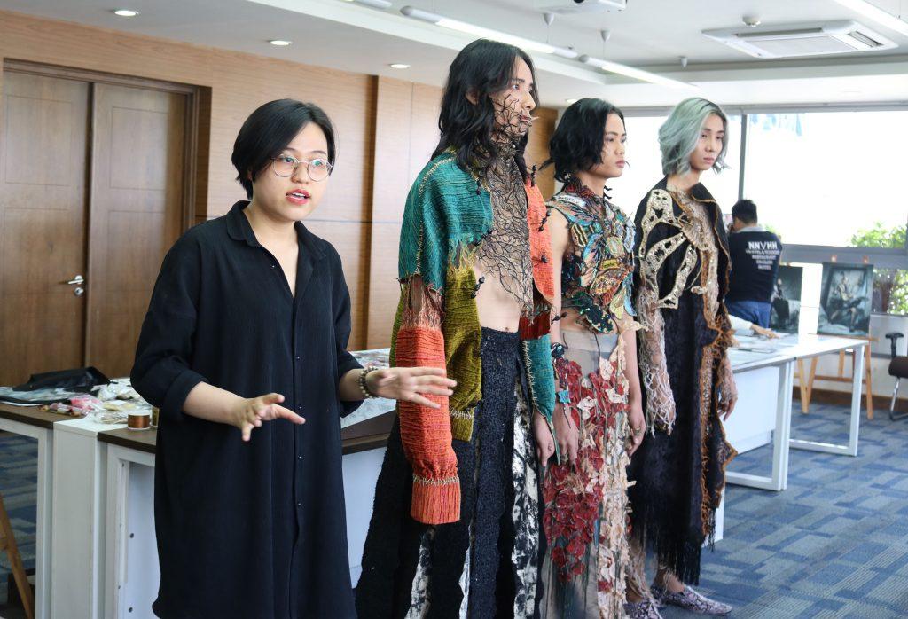"""Trịnh Trang Kim Yến và bộ sưu tập """"Obsessions"""""""