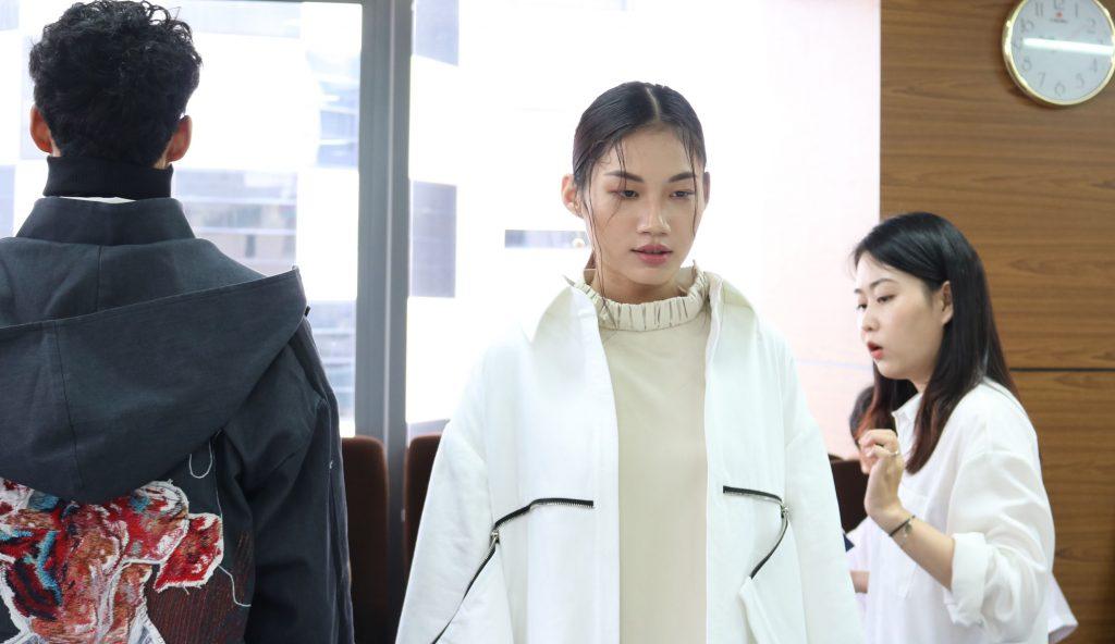 """Lê Nguyễn Huỳnh Như và bộ sưu tập """"Fusion Portrait"""""""