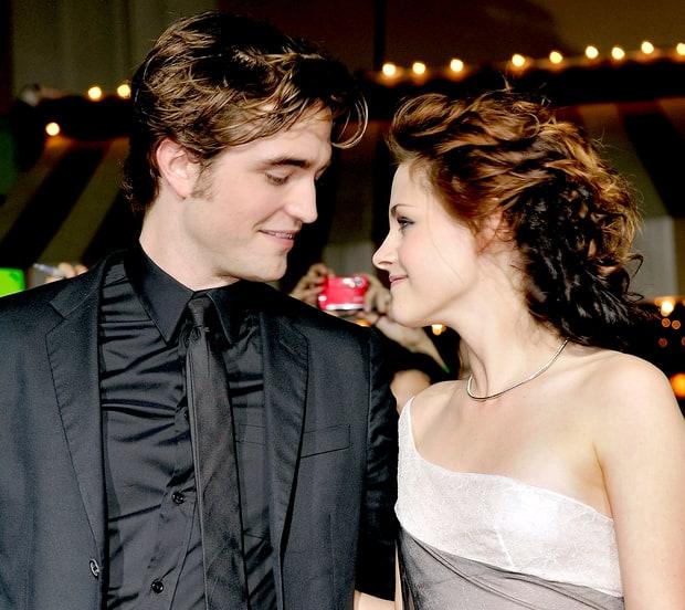 Kristen Stewart và Robert Pattinson
