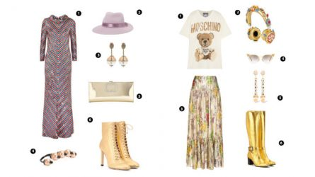 ELLE Style Calendar: Xu hướng thời trang từ người ngoài hành tinh (7/8 – 13/8)