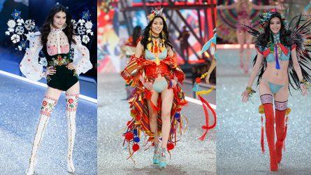 Người mẫu thời trang và góc khuất đáng sợ ít người biết tới