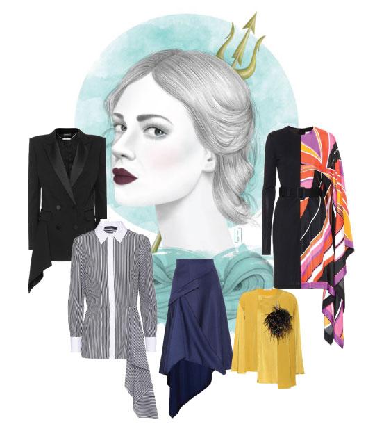 12 cung hoàng đạo nên mặc gì mùa Thu này?