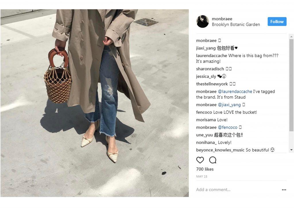 Đâu là chiếc túi hot Trend mùa Hè 2017 trên Instagram-Elle viet nam