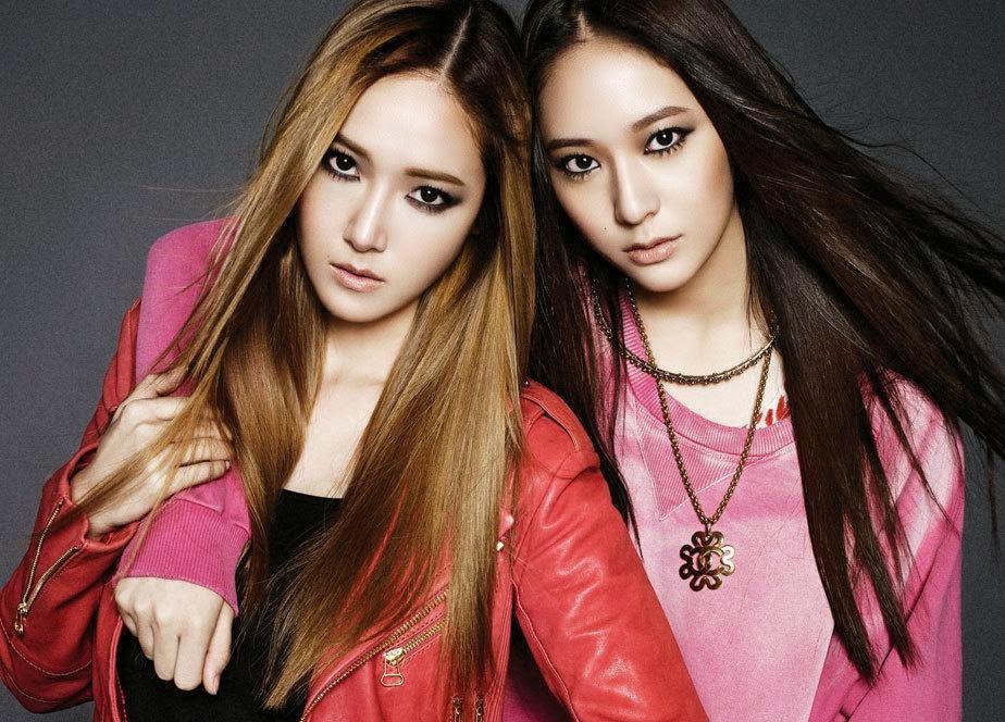 lan song hallyu - jung sister - elle vietnam