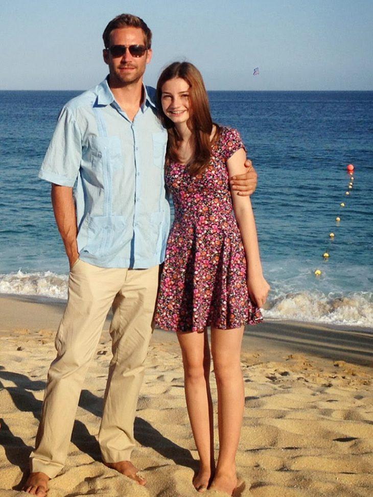 Con gái Paul Walker - Meadow Walker đầy trưởng thành và quyến rũ ở tuổi 18