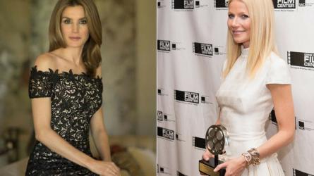 Điểm tương đồng nào trong phong cách thời trang Hè của Hoàng hậu Letizia và Gwyneth Paltrow?
