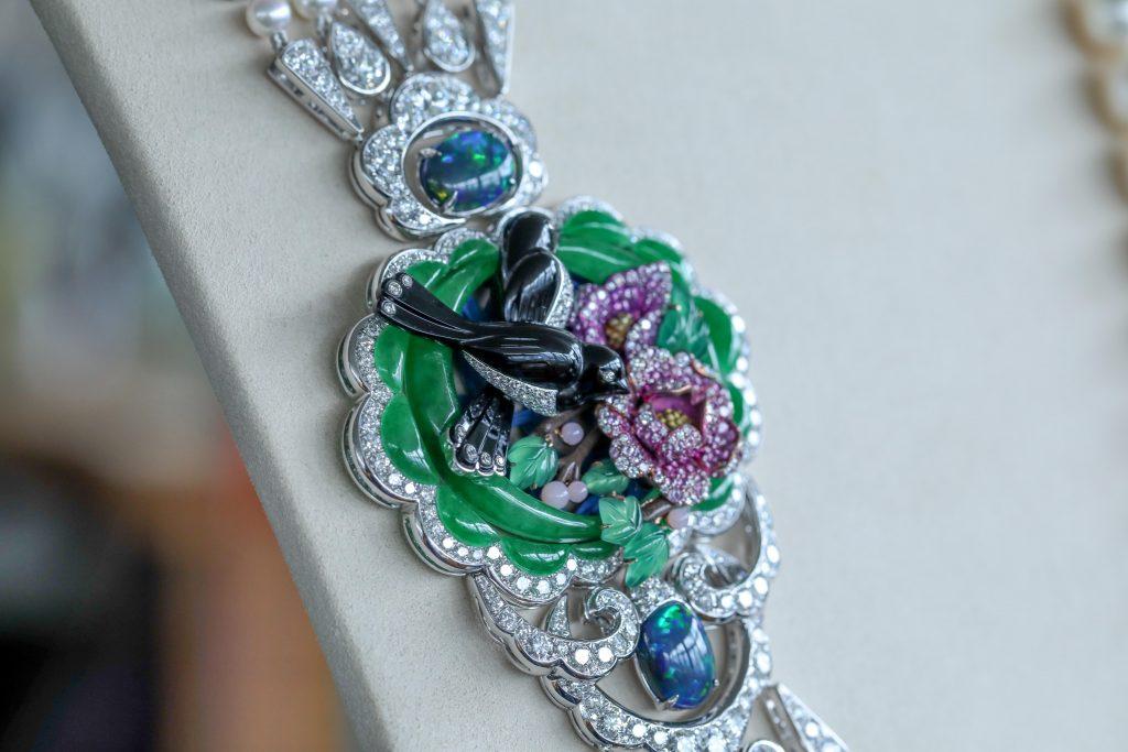 Con Đường Tơ Lụa trên từng tuyệt tác trang sức của Chopard