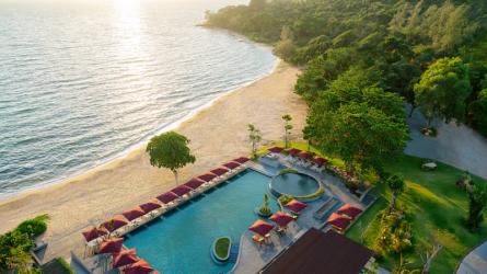 Nghỉ dưỡng đẳng cấp với top các khách sạn, resort đẹp khắp Châu Á
