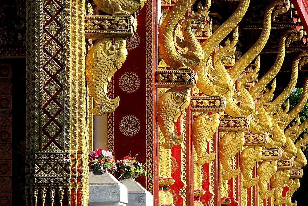 Vẻ đẹp bình yên của những ngôi chùa
