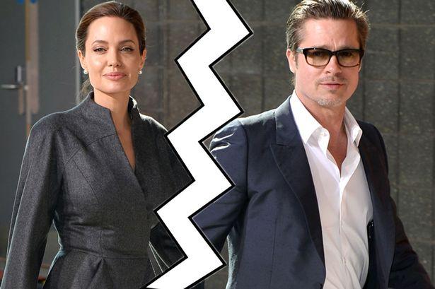Angelina Joile đệ đơn ly hôn với lý do không thể hòa hợp trong hôn nhân