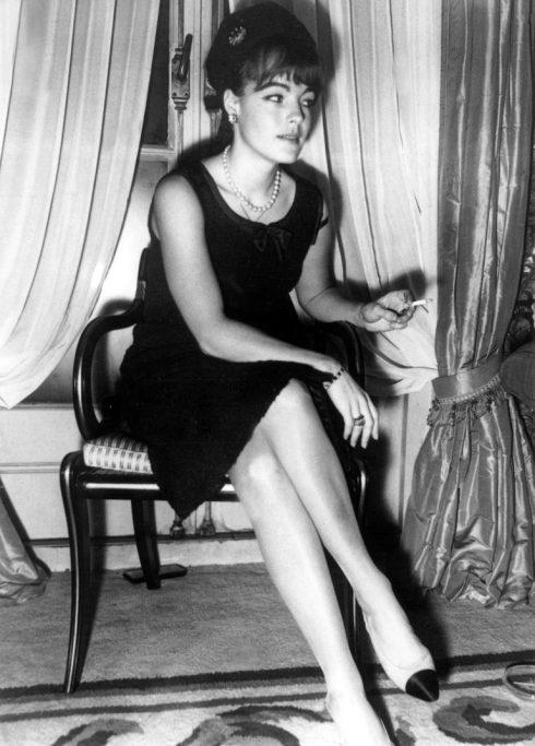 Giày hai màu thống trị giới thời trang thập niên 60