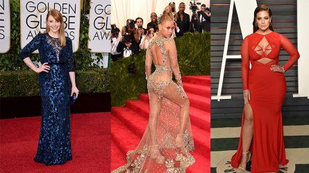 Khi các ngôi sao nổi tiếng cũng bị nhà thiết kế thời trang từ chối