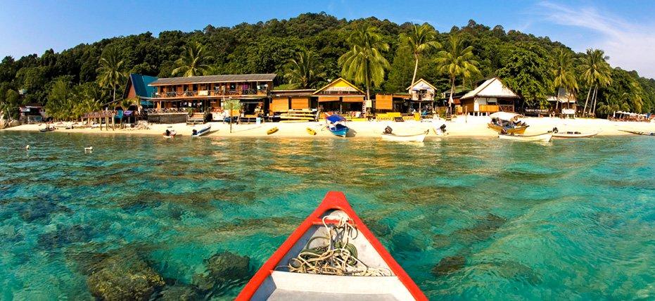 Đảo Langkawi được mệnh danh là hòn ngọc của Malaysia.