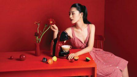 Dzũng Yoko: Câu chuyện thời trang qua sắc đỏ cherry
