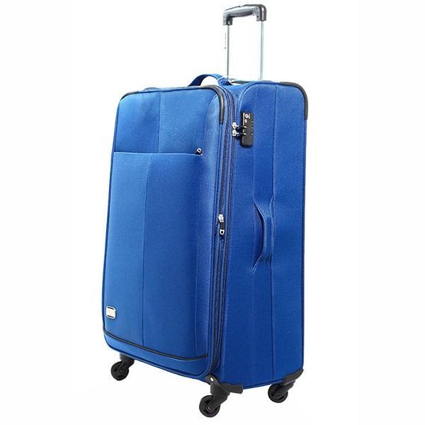 Loại vali này đến từ một hãng của Anh Quốc, vali 5 tấc thích hợp cho những chuyến đi ngắn ngày khi cân nặng siêu nhẹ của nó chỉ ở khoảng 3 kg nhưng tải trọng chịu được lên đến 25kg