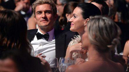 Katy Perry tái hợp với nam diễn viên điển trai Orlando Bloom