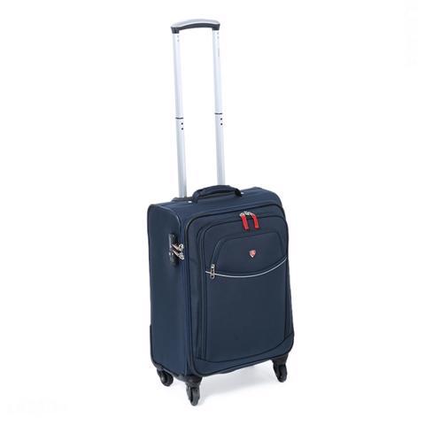 Thêm một thương hiệu vali nhẹ với chất lượng ổn định đến từ thương hiệu Sakos với kiểu dáng thanh lịch nhưng trọng lượng lại chỉ khoảng 2,5kg