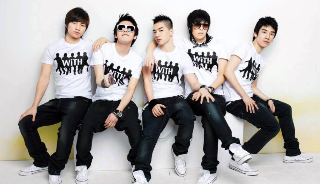 BigBang ra mắt năm 2006 nhưng lại ít nhận được sự chú ý từ công chúng