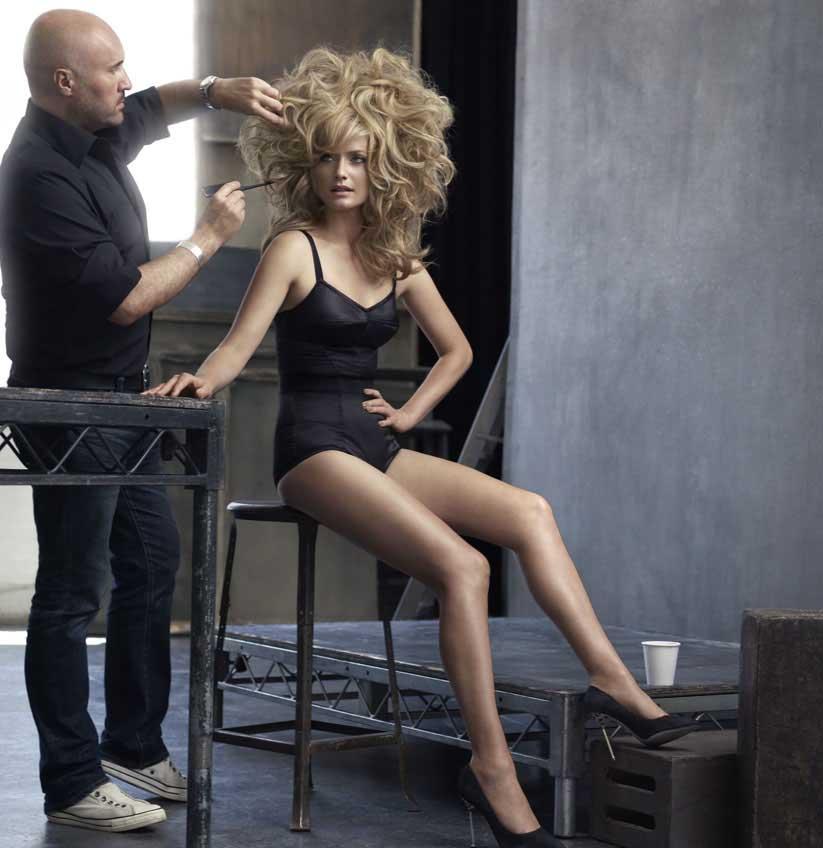Serge Normant - Người ấn định thương hiệu cho tóc