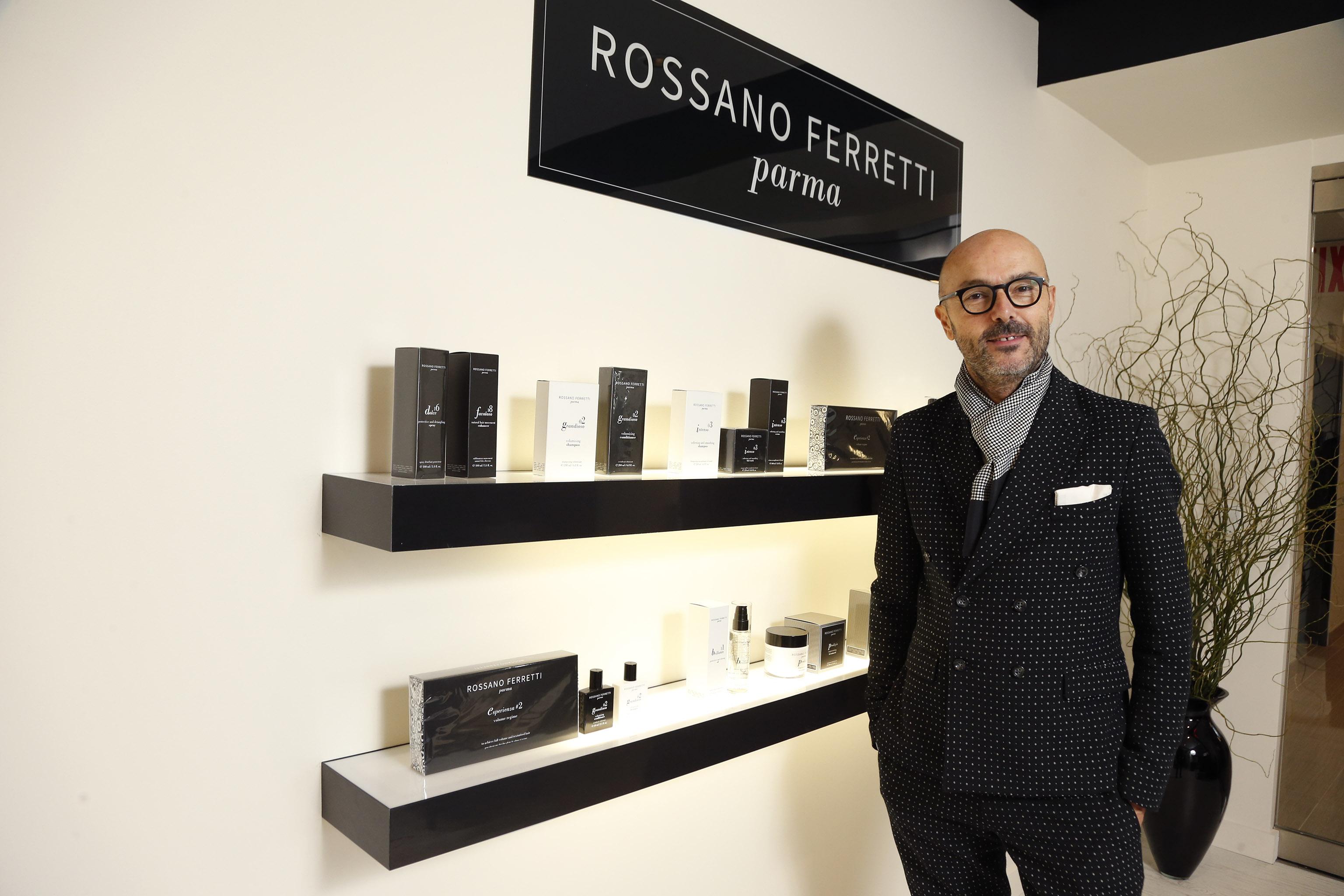 Rossano Ferretti - Độc đáo là số một