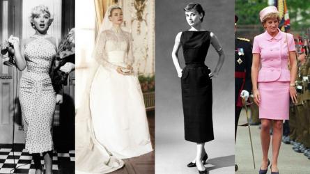 Trang phục nào làm nên danh tiếng của 4 biểu tượng thời trang thế kỷ 20