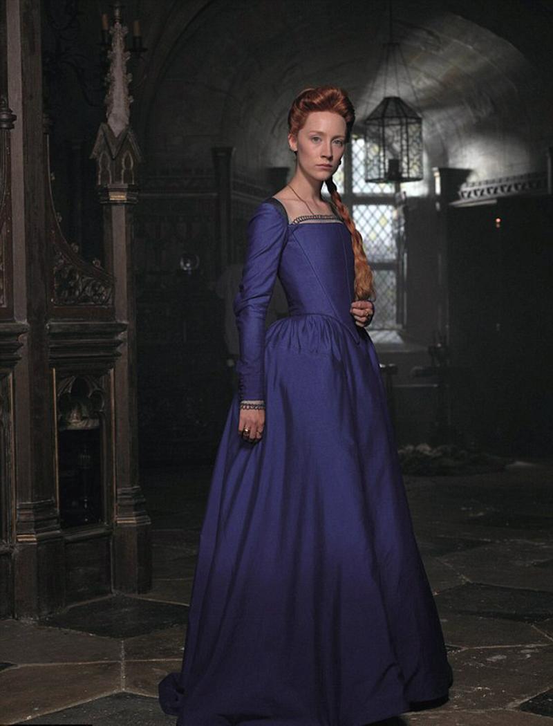 Liệu bạn có nhận ra Margot Robbie trong vai diễn nữ hoàng Elizabeth I?