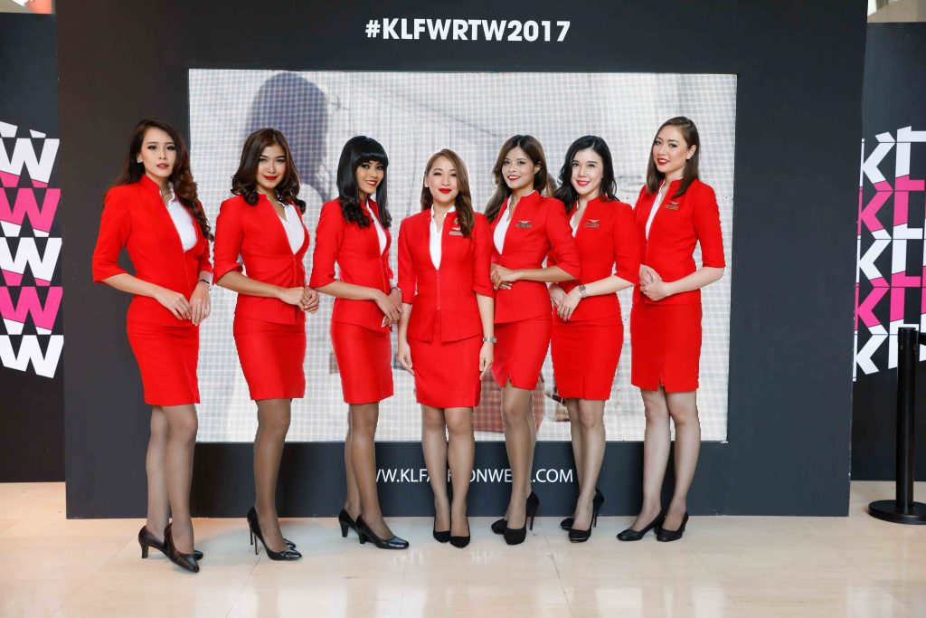 Tìm Kiếm Tài Năng Thiết Kế AirAsia 2017