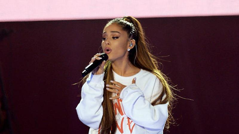 Ariana Grande thất hẹn với fan hâm mộ Việt Nam