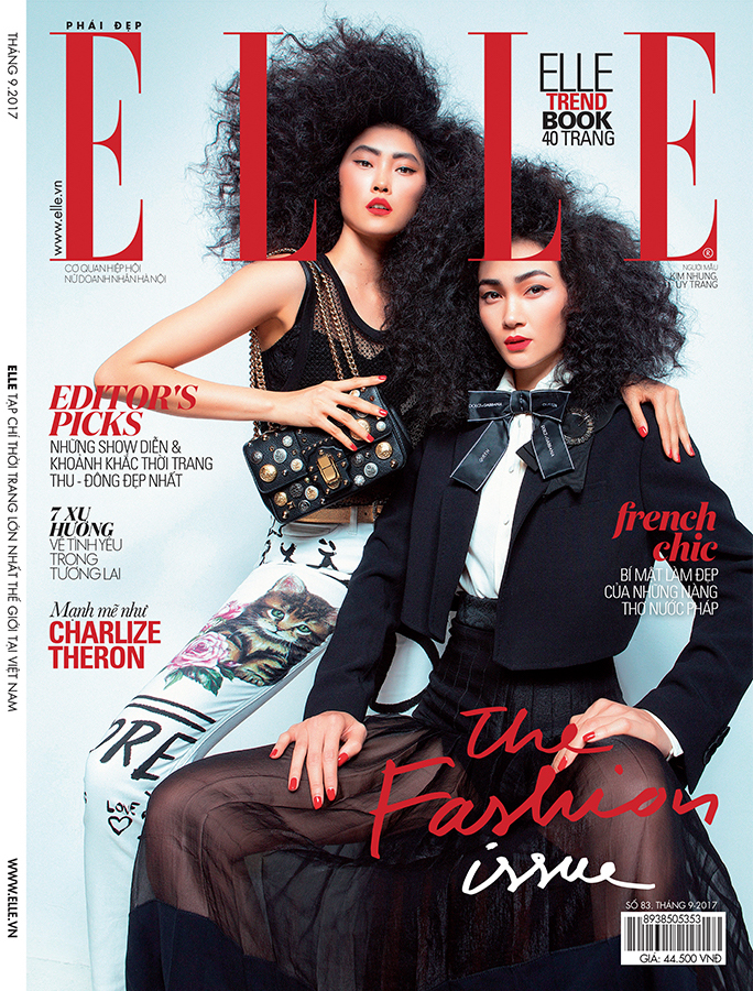 ELLE tháng 9/2017 - What Women Want