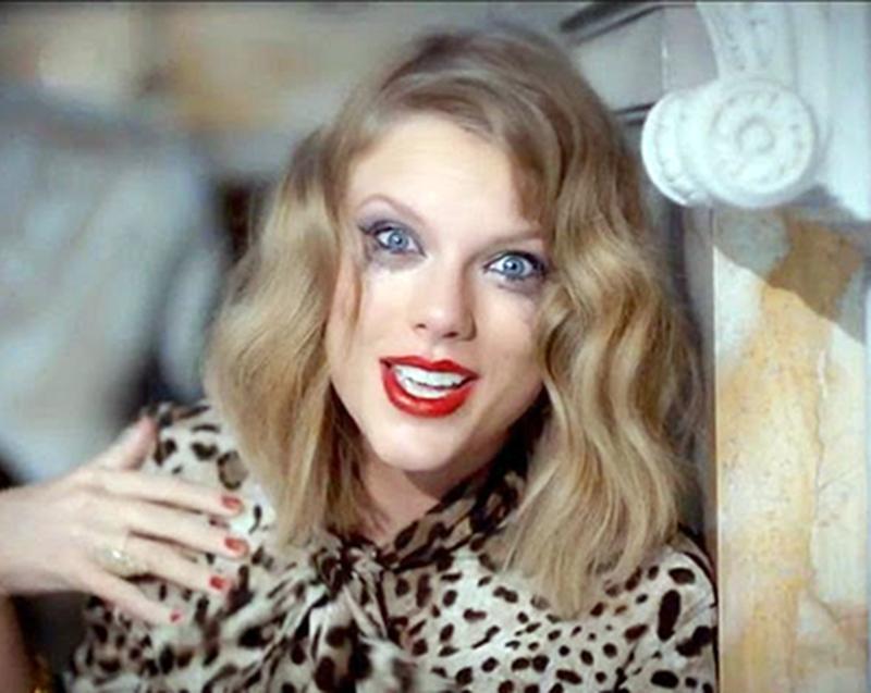 Taylor Swift – Nữ hoàng chiêu trò số 1 của Hollywood