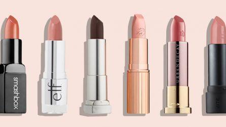 15 thỏi son môi đẹp màu nude mùa Thu 2017