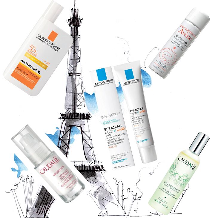 Điểm qua những thương hiệu mỹ phẩm hàng đầu nước Pháp