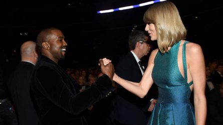 Taylor Swift trả đũa Kanye West qua ca khúc mới