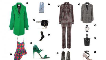 ELLE Style Calendar: Thanh lịch cùng áo vest dáng váy (4/9 - 10/9)