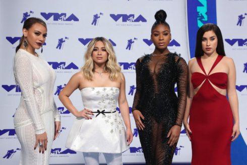 Nhóm nữ Fifth Harmony mỗi người một vẻ