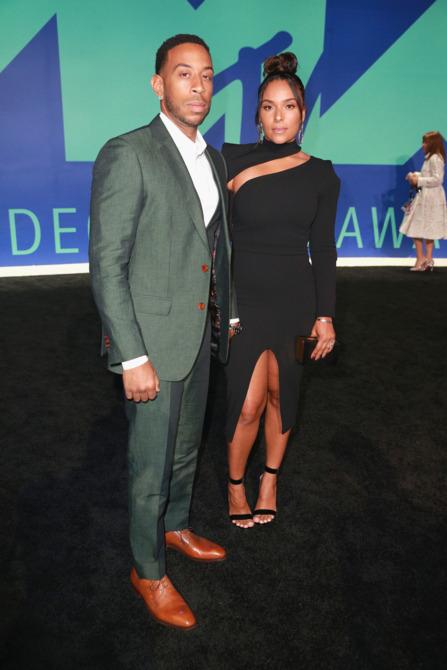 Rapper Ludacris và vợ