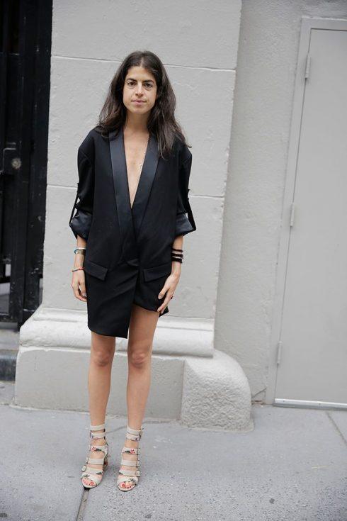 Vest dáng váy dành cho cả các cô nàng tinh nghịch (ảnh: Pinterest)