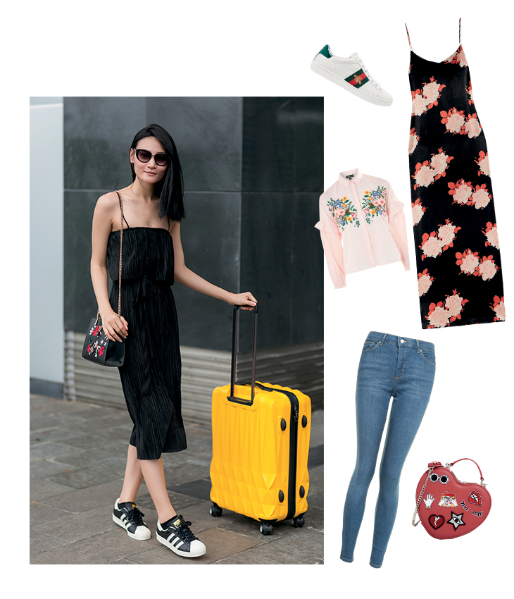 Phong cách thời trang năng động của Kim Nhung & Thuỳ Trang