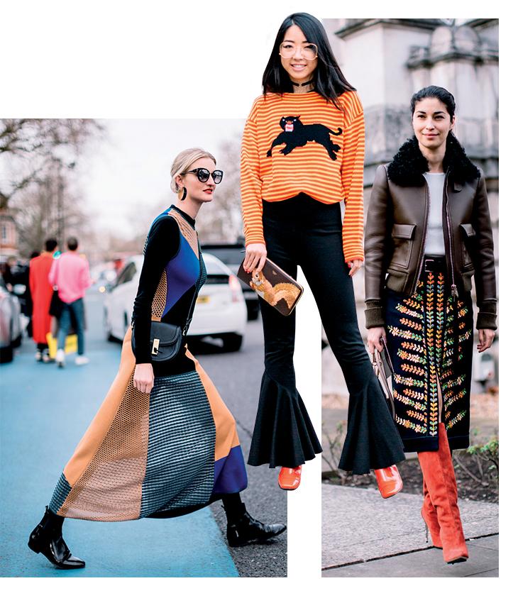 Ngắm street style tại 4 kinh đô thời trang trên thế giới
