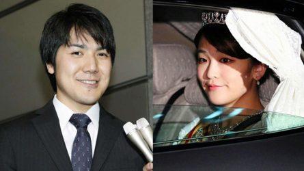 Câu chuyện ngôn tình giữa đời thật của công chúa Nhật Bản Mako