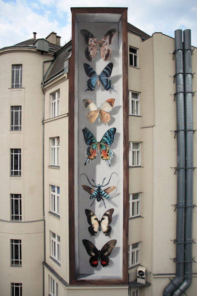 Wiener Schmetterlinge
