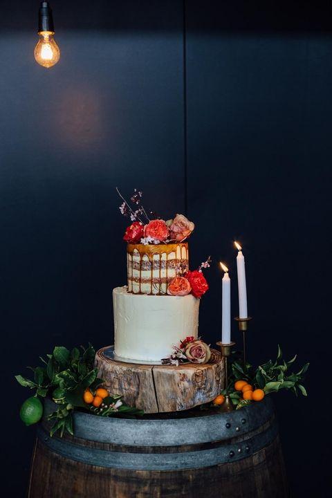 13 chiếc bánh cưới tuyệt đẹp cho ngày trọng đại