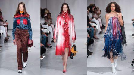 BST thời trang Xuân-Hè 2018 Calvin Klein: Sự hồi sinh của văn hóa đại chúng Mỹ