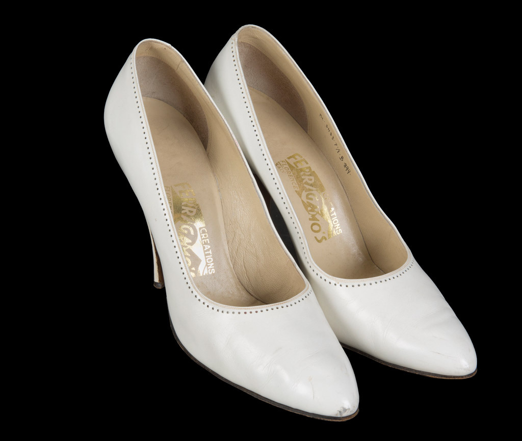 Marilyn Monroe's Salvatore Pumps