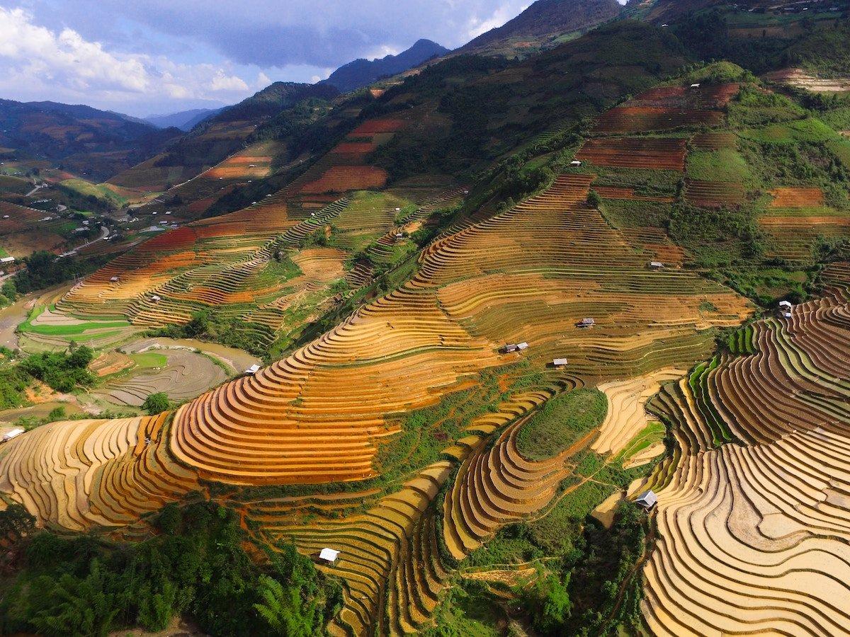 Việt Nam lọt vào top 20 đất nước đẹp nhất thế giới