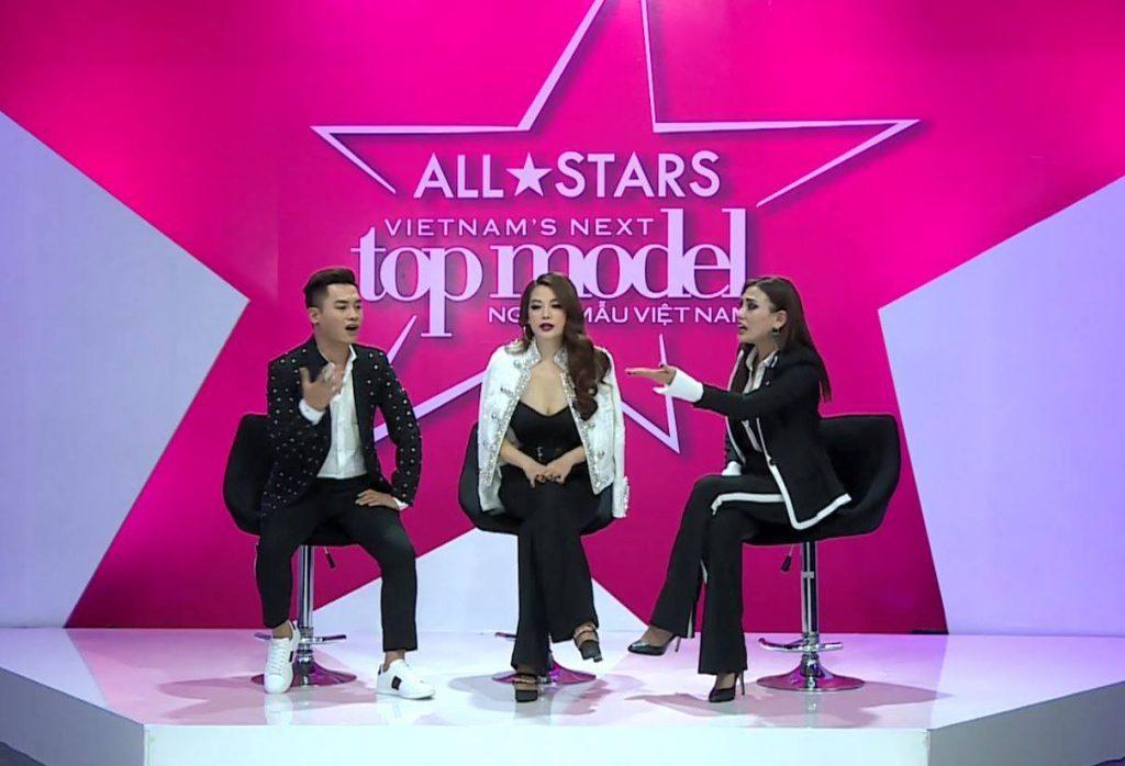 Những câu chuyện hậu trường chưa từng kể của VNTM : All-Stars