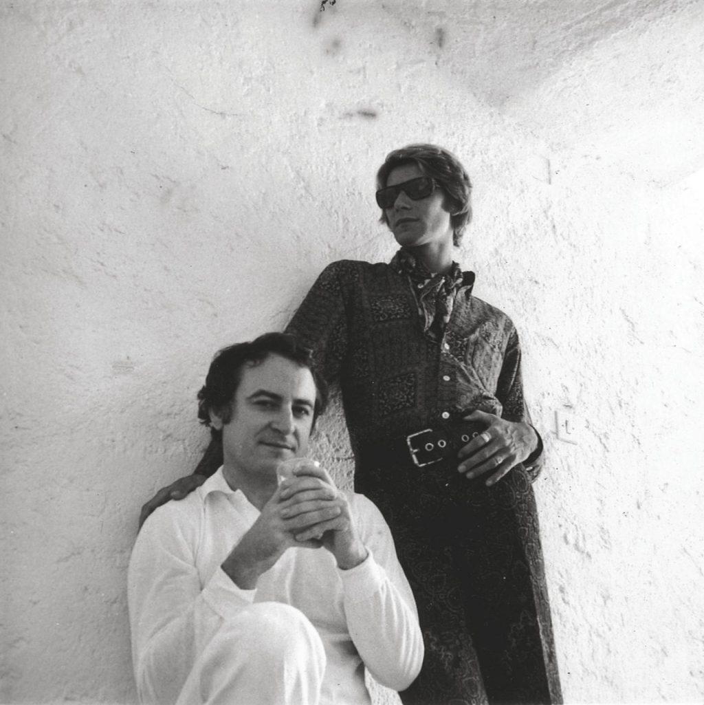 Yves Saint Laurent, Pierre Berge và chuyện tình nhiều hương vị