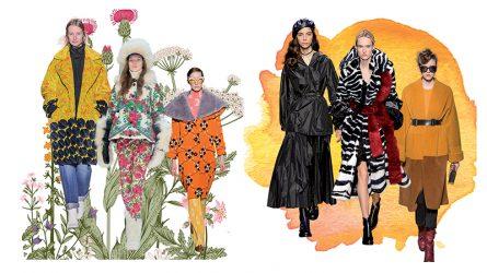 Xu hướng thời trang Thu - Đông 2017