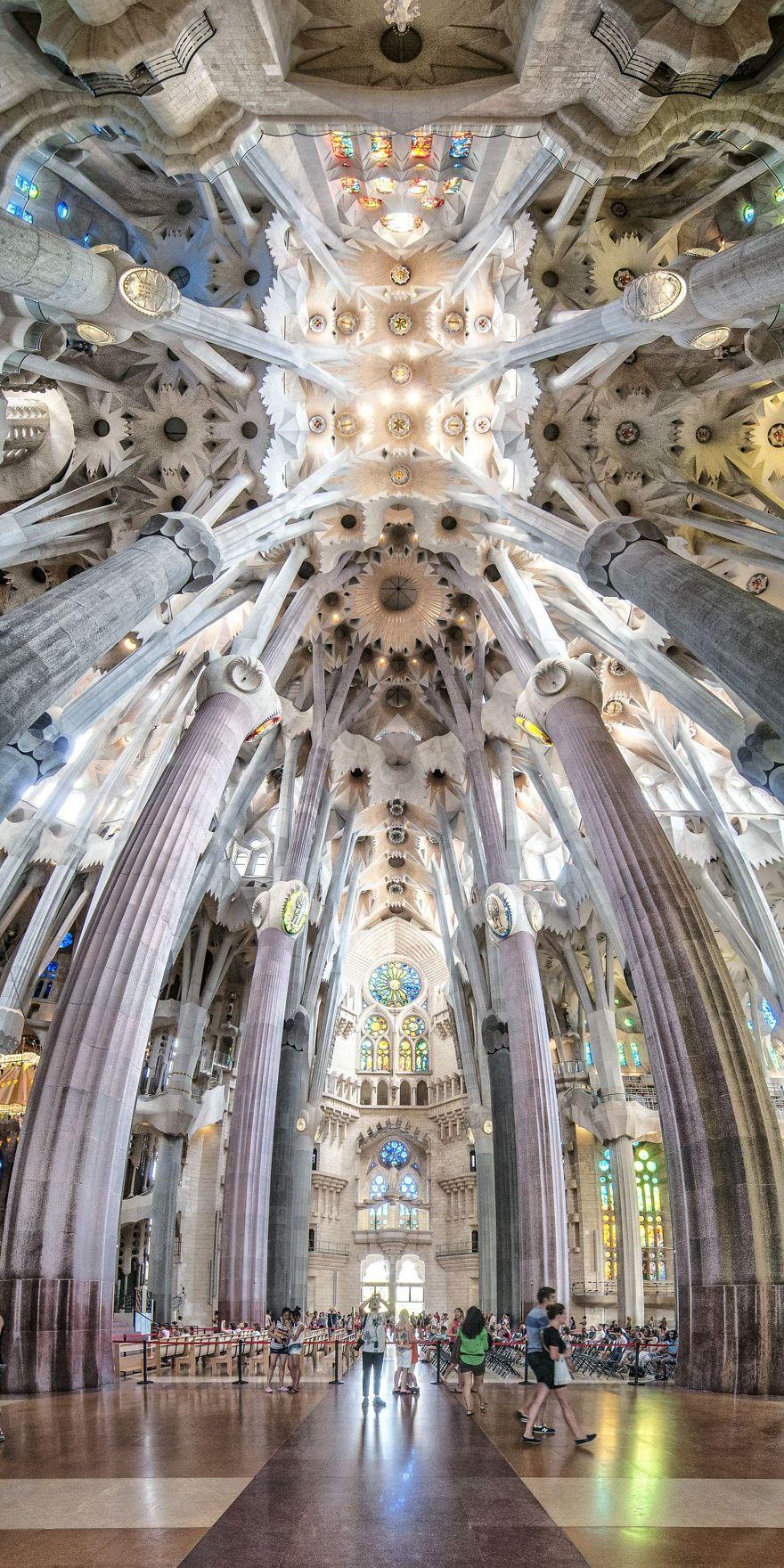 vẻ đẹp kiến trúc