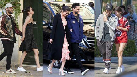 Selena Gomez & The Weeknd dọn về cùng một nhà